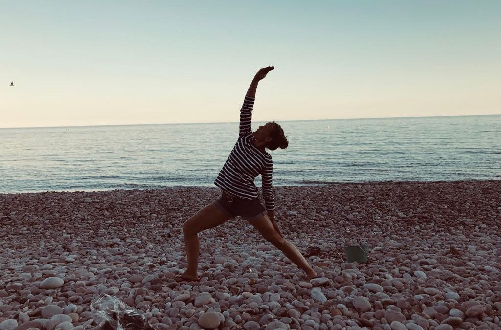 My Yoga. Moving the body, stilling the mind