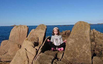 7 year old yogi