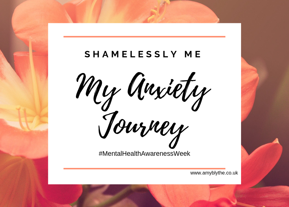 My Anxiety Journey