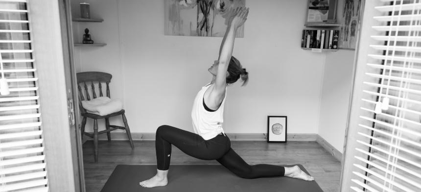 Amy Blythe Yoga
